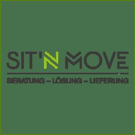 Sit´n move ergonomische Büromöbel